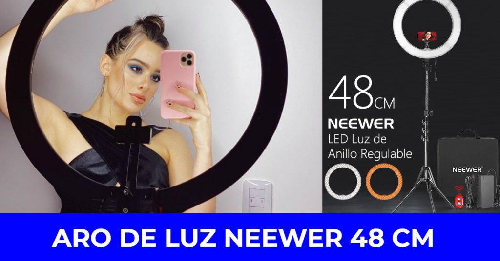 Neewer Aro de Luz 48 cm