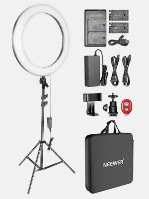 kit de fotografía profesional neewer