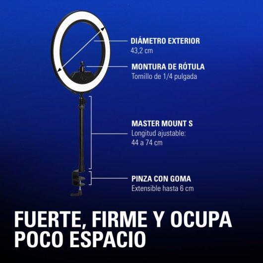 elgato ring light - Aros de Luz